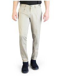 Yes-Zee Trousers P660_xz00 - Naturel