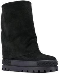 Casadei Boots Negro