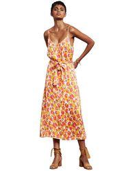 FABIENNE CHAPOT Sunset Cato Dress - Oranje