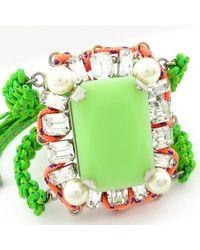 Louis Vuitton Bracelet Verde