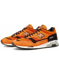 New Balance Sneakers - Oranje