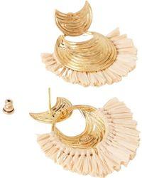 Gas Bijoux Earrings Amarillo