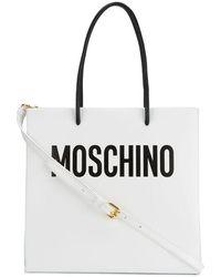 Moschino Sac - Blanc