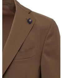 Lardini Two Piece Suit Marrón