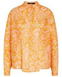 Windsor. Blusenshirt - Oranje