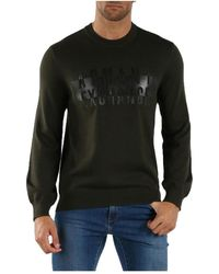Armani Exchange Sweater - Verde