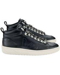 Veja Romaira Sneakers - Zwart