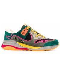Gucci Ultrapace Sneakers - Bruin