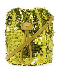 DSquared² Bucket Shoulder Bag - Groen