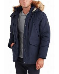 Ben Sherman Jacket - Blauw