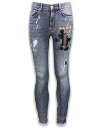 Iceberg Jeans 22026006_6001 - Azul