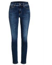Cambio Jeans Parla - Blauw