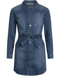 Sisters Point Frida-jacket - Blauw