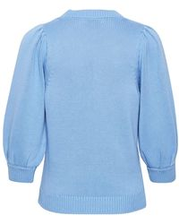 Part Two Gabi sweater Azul