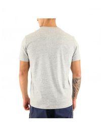 Champion 213521 Camiseta Gris