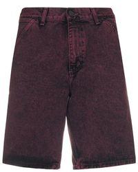 Carhartt WIP Single Knee Short - Zwart