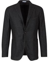 Boglioli - Cashmere And Linen Jacket - Lyst