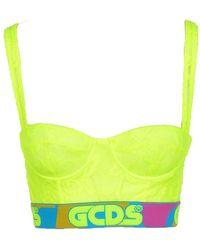 Gcds Women's Top - Geel