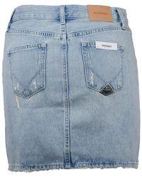 Roy Rogers Noemie Skirt - Blu