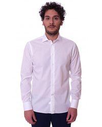 BRANCACCIO - Operated Slim Fit Shirt - Lyst