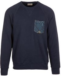 Roy Rogers Sweater - Blauw
