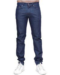 Harmont & Blaine Jeans 5 Tasche - Blauw