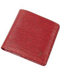 Louis Vuitton - Gebruikte Kaarthouder Portemonnee 6 Sleuven - Lyst