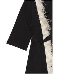 Alanui Kimono Negro