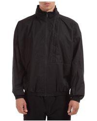 Marcelo Burlon Outerwear jacket - Noir