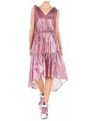8pm Dress - Roze