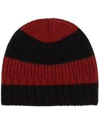 Dondup Qu075 Y00378B Bonnet - Rouge
