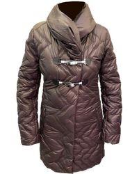 Airfield Enjoy-coat Warme Donsjas - Grijs