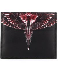 Marcelo Burlon Card Holder Cmnd003e19854087 - Zwart