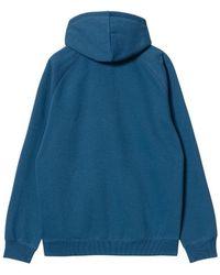 Carhartt WIP Hoodie Azul