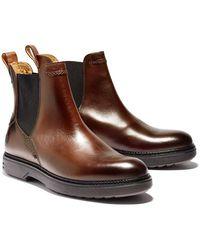 Timberland Chelsea Boots RR 4610 Marrón - Morado