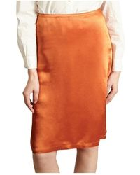 Bellerose Lambada Skirt - Oranje
