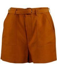 Antik Batik Oscar shorts - Braun