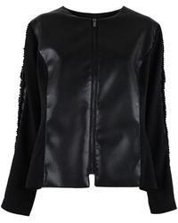 Clips Jacket - Zwart