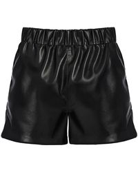 Anine Bing Shorts Sofia - Zwart