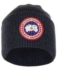 Canada Goose Arctic Disc Toque Hat - Blauw