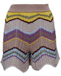 M Missoni - Shorts - Lyst