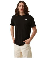 The North Face Red Box Tee - Nero