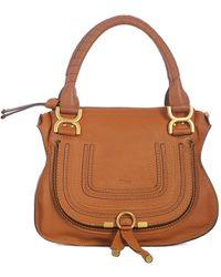 Chloé Shoulder Bag - Bruin
