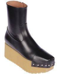 Moncler Zulima Boots - Noir