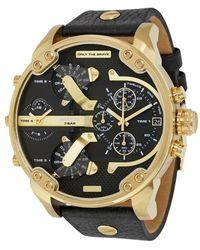 DIESEL Watch UR - Dz7371 - Schwarz