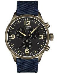 Tissot Chrono XL watch - Schwarz