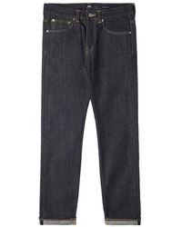 Edwin Ed-80 Slim Tapered Jeans - Blauw
