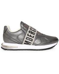 Bikkembergs B4Bkw0056 Sneakers - Grau