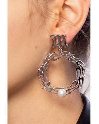MISBHV '' earrings - Gris
