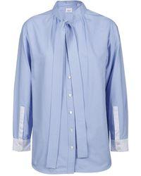 Burberry Oxford Shirt Yolanda - Blauw